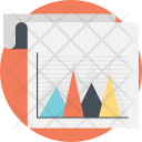 Triangular Chart Finance Icon