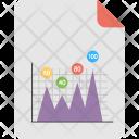 Triangular Graph Icon