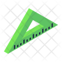 Ruler Scale Measurement Icon