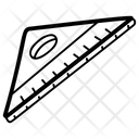 Triangular Scale Icon