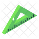 Triangular Scale Icon