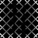 Tribal Arrow Arrowhead Defense Symbol Icon