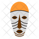 African Culture Tribal Mask Cultural Mask Icon