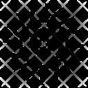 Geometric Radial Geometric Tattoo Geometric Symbol Icon
