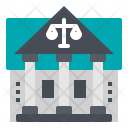 Tribunal Law Justice Icon