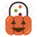 Or Treat Candy Icon