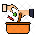 Trick Or Treat Halloween Tradition Icon