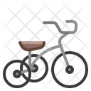 Tricycle Bicycle Bike Icon