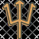 Trident Polearm Halloween Icon