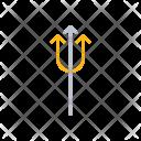 Trident Scythe Grim Icon