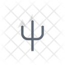 Trident Devil Halloween Icon