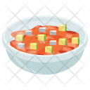 Trifle Jellies Berries Icon