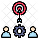 Trigger Goals Aim Icon