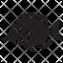 Trigger Pet Underwater Icon