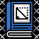Trigonometry Book Maths Book Algebra Book Icon