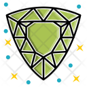 Trillion Diamond Icon