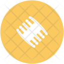 Trimmer Comb Shaving Icon