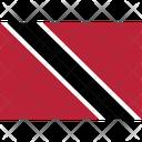 Flag Country Trinidad And Tobago Icon