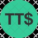 Currency Symbol Trinidad Icon