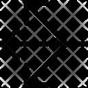 Triple Arrow Icon