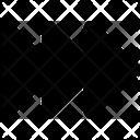 Triple Right Arrow Icon