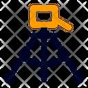 Tripod Stand Holder Icon