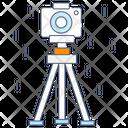Tripod Camera Camera Photography Equipment Icon