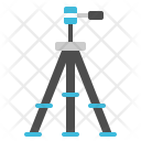 Tripod Camera Photographer Icon