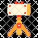 Tripod Camera Electronics Icon