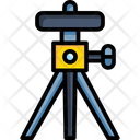 Tripod Camera Equipment Icon