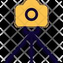 Tripod Tripod Camera Camera Stand Icon