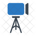 Camera Tripod Movie Icon
