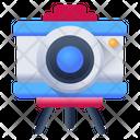 Tripod Camera Camera Stand Tripod Icon