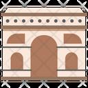 Triumphal Arch Triumphal Arch Icon