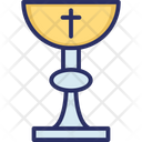 Triumphant Cross Icon