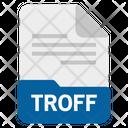 Troff file Icon