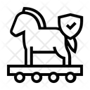 Trojan Antivirus Trojan Antivirus Icon