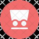 Trolley Cart Mine Icon
