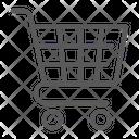 Trolley Shop Market Icon