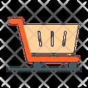 Trolley Shopping Cart Shopping Trolley Icon
