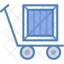 Trolley Forklifter Forklift Icon