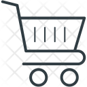 Trolley Shopping Cart Icon
