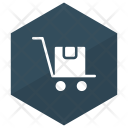 Trolley Dolly Box Icon