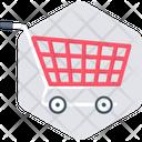Trolly Shopping Cart Icon