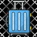 Baggage Hand Carry Luggage Bag Icon