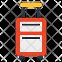 Trolley Bag Icon