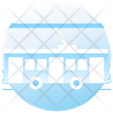 Trolley Bus Icon