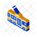 Bus Transport Trolley Icon