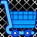Trolley Cart Chart Trolleys Icon