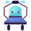 Trolley Robot Icon